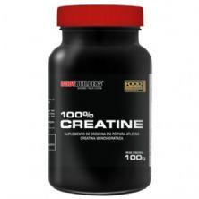 100% Creatine - 100g - BodyBuilders*** Lacre violado *** Data Venc. 30/10/2019