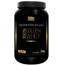 100% Golden Whey - 900g Baunilha - Golden Nutrition