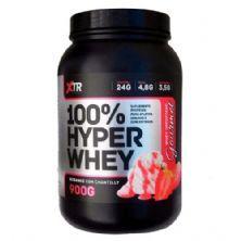 100% Hyper Whey - 900g Morango Com Chantilly - XTR