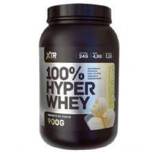 100% Hyper Whey - 900g Sorvete de Creme - XTR