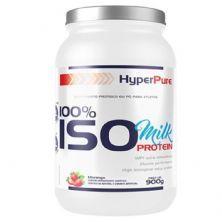 100% Iso Milk Protein - 900g Morango - HyperPure