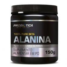 100% Pure Beta Alanina - 150g - Probiótica