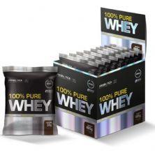 100% Pure Whey - 15 Sachês 33g Chocolate - Probiótica