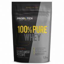 100% Pure Whey - 1800g Refil Chocolate - Probiotica