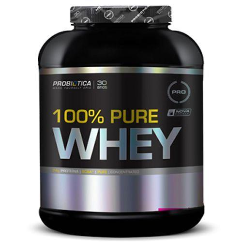 100% Pure Whey - 2000g Baunilha - Probiotica