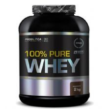 100% Pure Whey - 2000g Chocolate - Probiotica*** LACRE AVARIADO***Data Venc. 30/09/2019