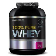 100% Pure Whey - 2000g Morango - Probiótica