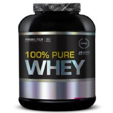 100% Pure Whey - 2000g Natural - Probiotica