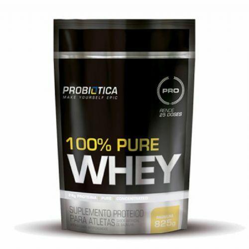 100% Pure Whey - 825g Refil Baunilha - Probiotica no Atacado