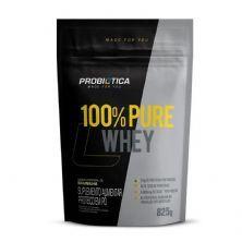 100% Pure Whey - 825g Refil Baunilha - Probiotica