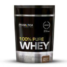 100% Pure Whey - 825g Refil Chocolate - Probiotica