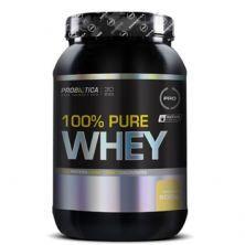 100% Pure Whey - 900g Baunilha - Probiótica