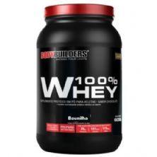 100% Whey - 900g Baunilha - BodyBuilders