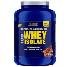 100% Whey Isolate Pro Platinum - Chocolate 1408g - MHP