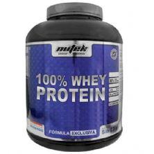 100% Whey Protein - 2270g Baunilha - Nutek