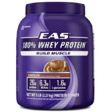 100% WHEY PROTEIN - 2270g Chocolate - EAS