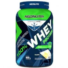 100% Whey Protein - 900g Baunilha - NeoNutri