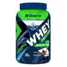 100% Whey Protein - 900g Chocolate - NeoNutri