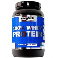 100% Whey Protein - 900g Chocolate - Nutek
