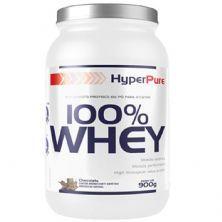 100% Whey Protein Concentrado - 900g Chocolate - HyperPure