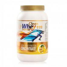 100% Whey Protein Concentrate - 900g Maracujá - Clean Whey
