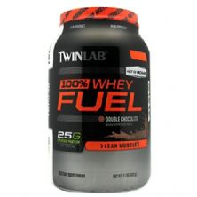 100% Whey Protein Fuel - 907g Baunilha - Twinlab