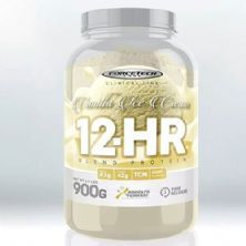 12-HR Blend Protein - 900g Vanella Ice Cream - Forcetech Labs