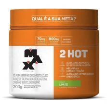 2HOT - 200g Limão - Max Titanium