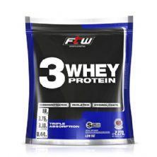 3 Whey Protein - 2270g Stawberry Wild - FTW