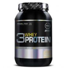 3 Whey Protein Nova formula - 900g Baunilha - Probiótica