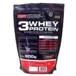 3 Whey Protein - Refil 900g Chocolate - BodyBuilders