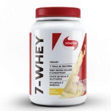 7 Whey Creamy - 900g Banana - Vitafor