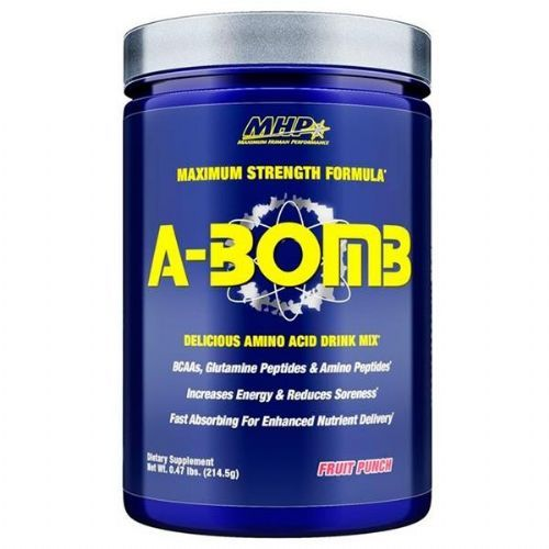 A-Bomb - 215g Fruit Punch - MHP