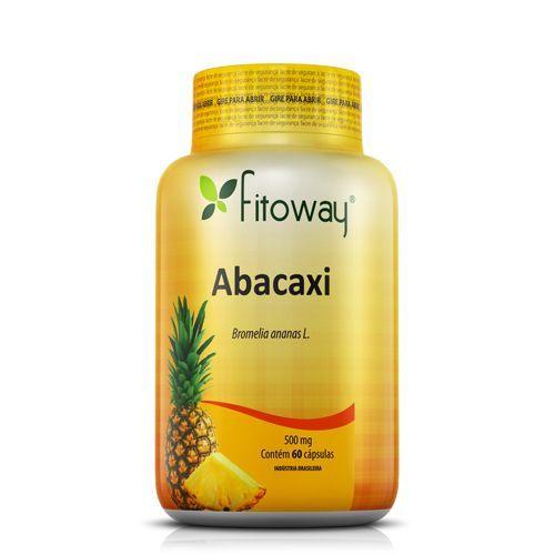 Abacaxi - 60 Cápsulas - Fitoway no Atacado