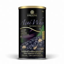 Açai Whey - 420g  - Essential Nutrition*** Data Venc. 30/12/2019