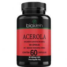 Acerola - 60 Cápsulas - Bioklein