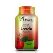 Acerola - 60 Cápsulas - Fitoway*** Data Venc. 09/04/2020