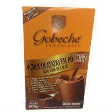 Achocolatado em Pó Diet - 200g - Gobeche