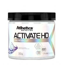 Activate HD Rodolfo Peres - 240g Tangerina - Atlhetica Nutrition