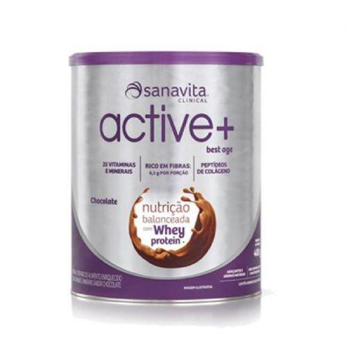 Active+ Best Age - 400g Chocolate - Sanavita no Atacado