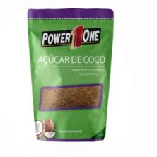 Açúcar de Coco - 100g - Power One*** Data Venc. 24/08/2018