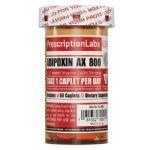 Adipoxin Ax 800 - 14 Cápsulas - Prescription Labs