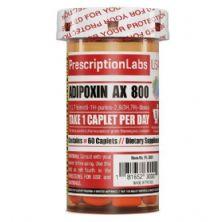 Adipoxin Ax 800 - 60 Cápsulas - Prescription Labs