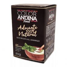 Adoçante 100% Natural - 20g - Color Andina