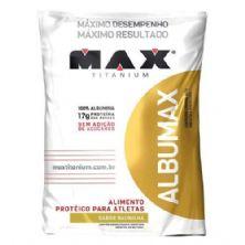 Albumax 100% - 500g Baunilha - Max Titanium
