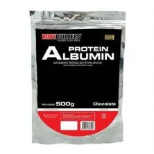 Albumin Proteins - 500g Refil Chocolate - BodyBuilders*** Data Venc. 30/01/2020