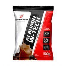 Albumin W-Tech - 500g Refil Chocolate - BodyAction