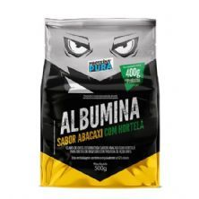 Albumina - 500g Abacaxi com Hortelã - Proteína Pura