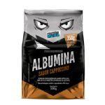 Albumina - 500g Cappuccino - Proteína Pura no Atacado