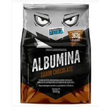 Albumina - 500g Chocolate - Proteína Pura
